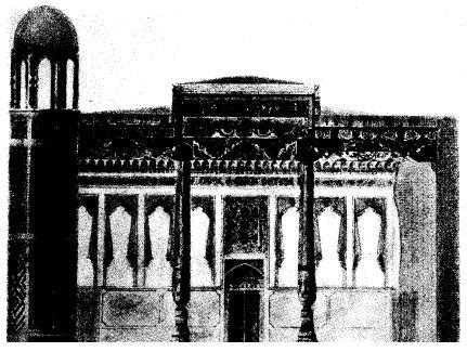 Мечети в Коканде и Самарканде